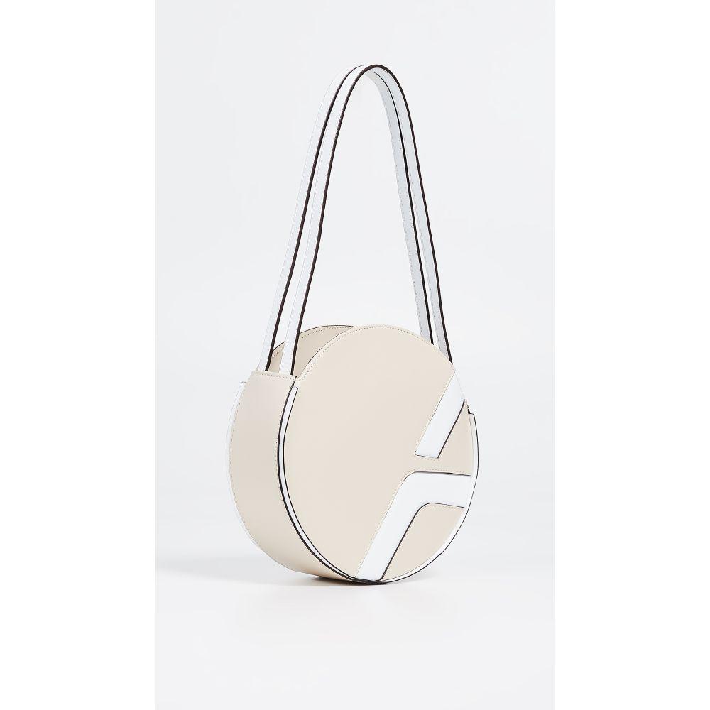 マニュ アトリエ MANU Atelier レディース バッグ ショルダーバッグ【Lou Round Bag】Light Beige/White