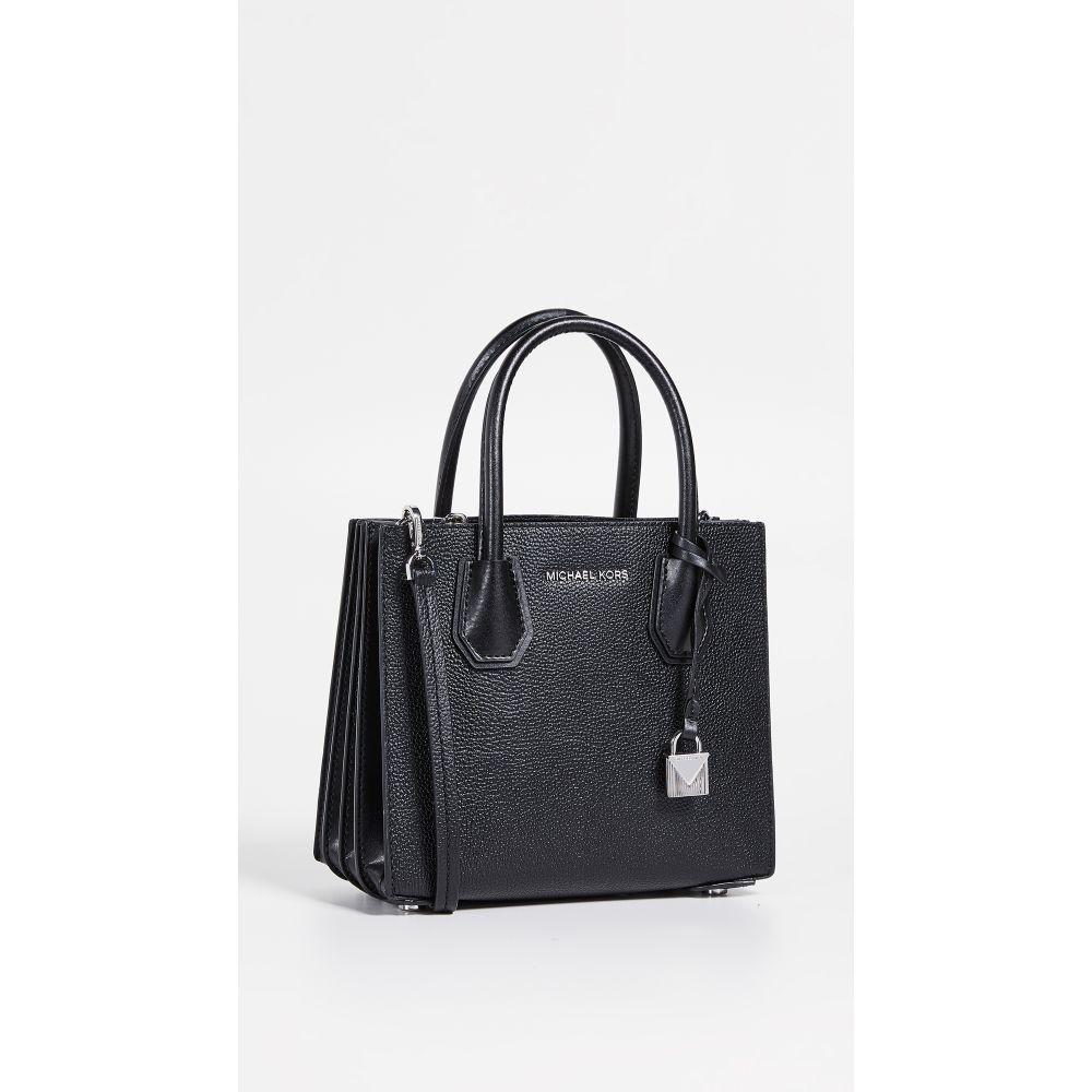 マイケル コース MICHAEL Michael Kors レディース バッグ ショルダーバッグ【Mercer Medium Messenger Bag】Black