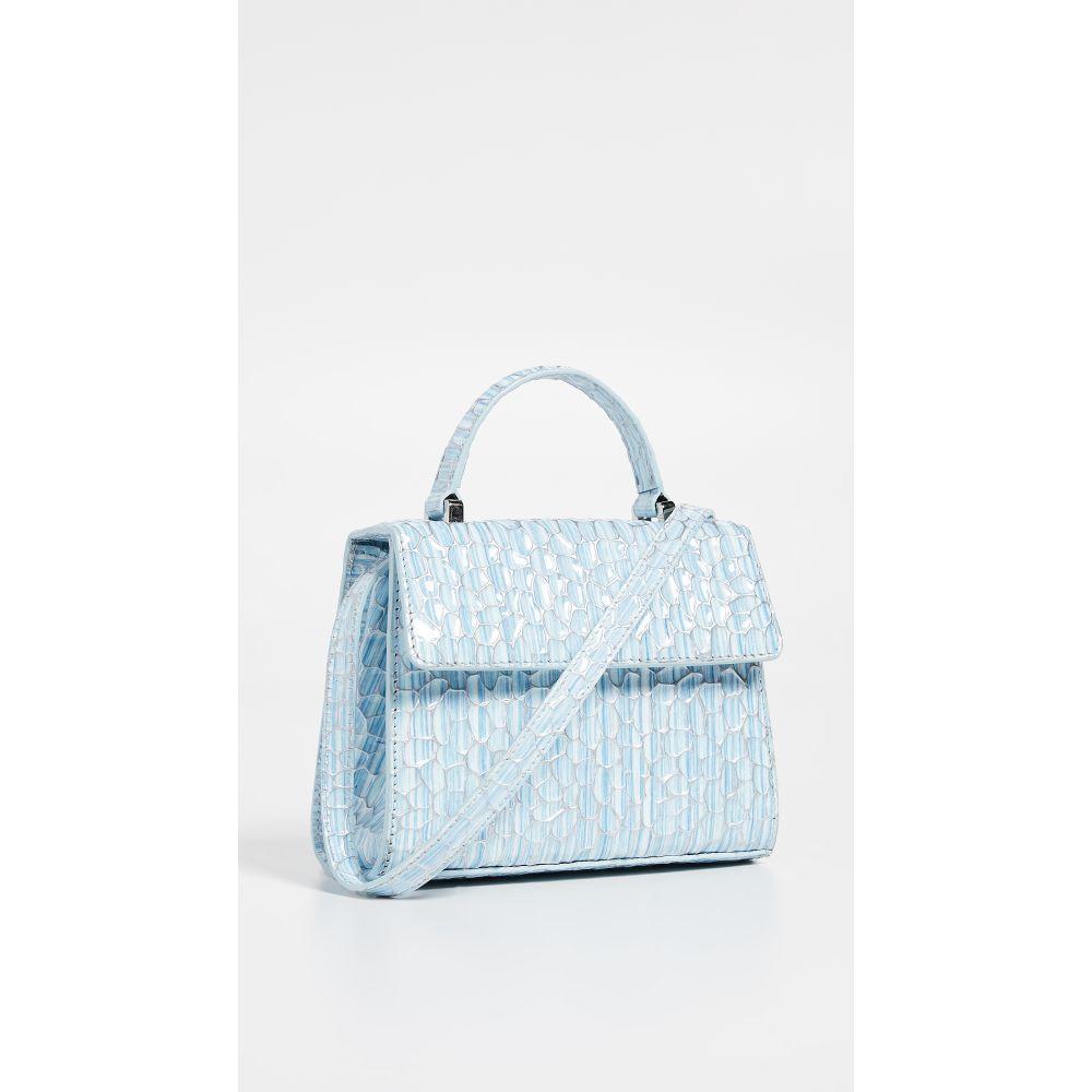 マリアム ナッシアー ザデー Maryam Nassir Zadeh レディース バッグ ショルダーバッグ【Marlow Small bag】Sky Fish