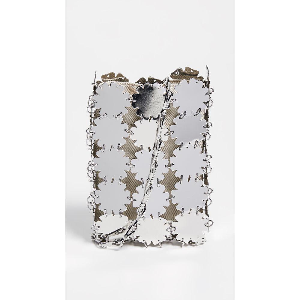 パコラバンヌ Paco Rabanne レディース バッグ【Blossom 1969 Bag】Silver
