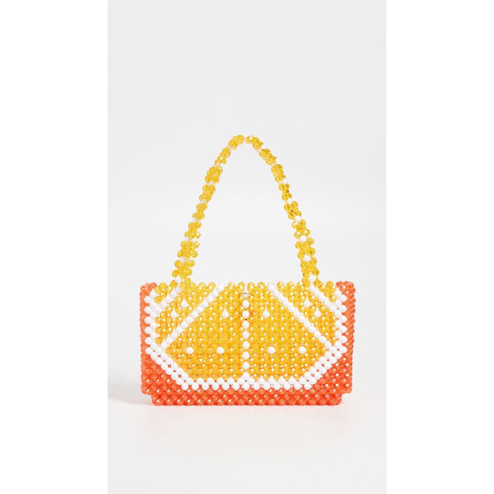 スーザンアレクサンドラ Susan Alexandra レディース バッグ【Citrus Bag】Orange Multi