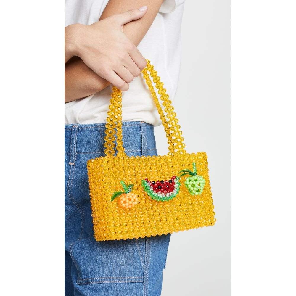 スーザンアレクサンドラ Susan Alexandra レディース バッグ【Healthy Bag】Yellow Multi