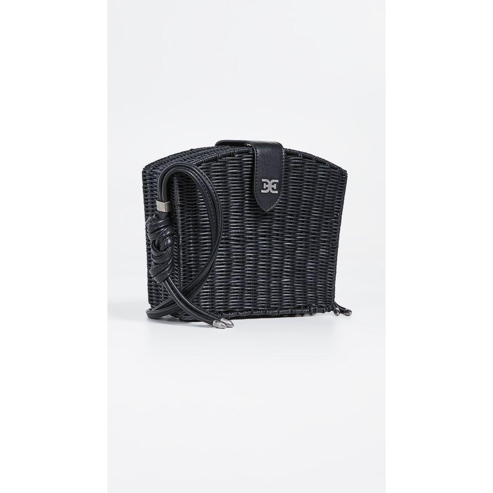 サム エデルマン Sam Edelman レディース バッグ ショルダーバッグ【Layla Shoulder Basket Bag】Black