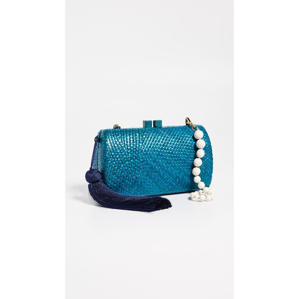 セルプイマリー Serpui Marie レディース バッグ【Farah Diba Minaudiere】Blue