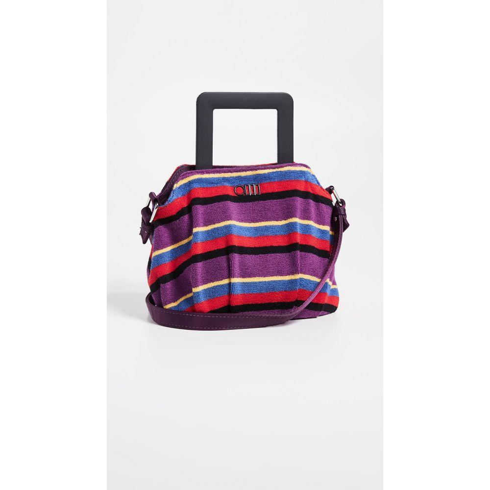 ソリッド&ストライプ Solid & Striped レディース バッグ ショルダーバッグ【The Lola Bag】Grape