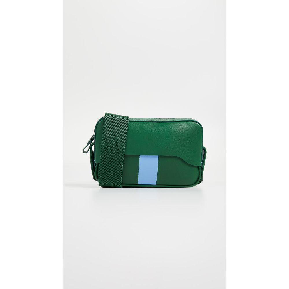 ティビ Tibi レディース バッグ【Bebe Bag】Green/Blue Multi