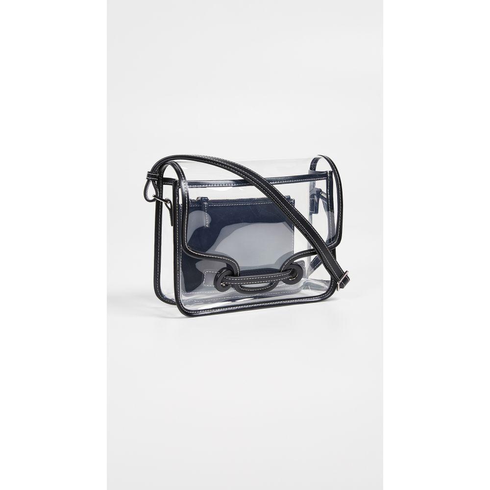 ベーシックコレクション Vasic Collection レディース バッグ【City Bag】Clear/Black