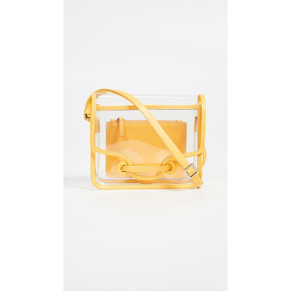 ベーシックコレクション Vasic Collection レディース バッグ【City Bag】Clear/Daisy