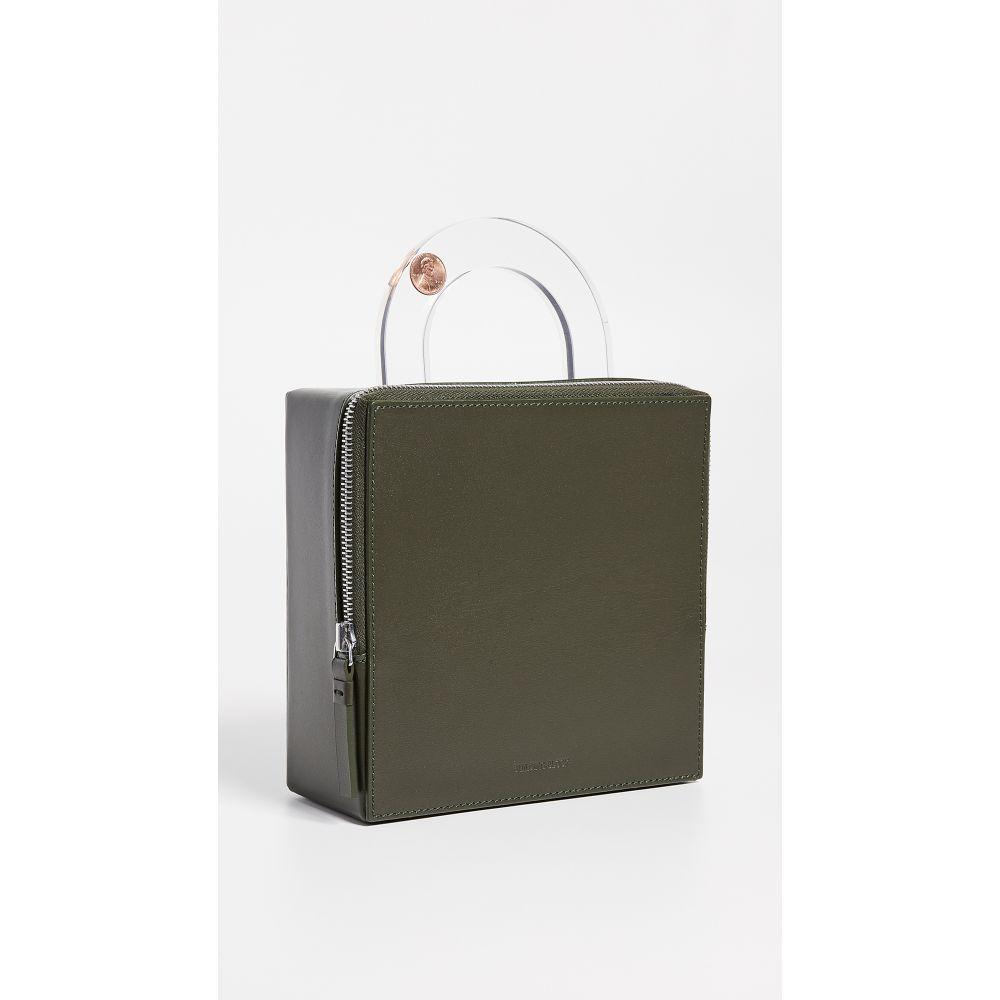 ビルディング バッグ ブロック Building Building Bag】Dark Block レディース バッグ ハンドバッグ【Box Bag】Dark Dust, Orange Line:0da283ae --- reinhekla.no