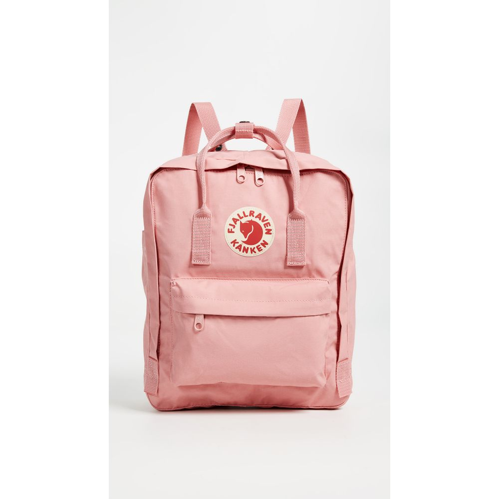 フェールラーベン Fjallraven レディース バッグ バックパック・リュック【Kanken Backpack】Pink