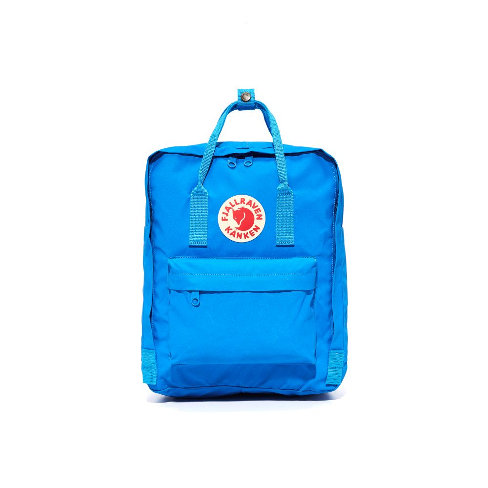 フェールラーベン Fjallraven レディース バッグ バックパック・リュック【Kanken Backpack】UN Blue