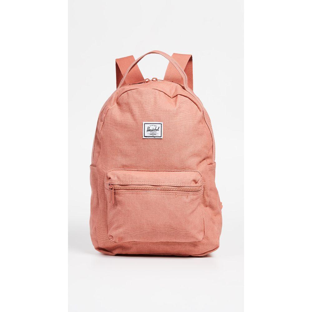 ハーシェル サプライ Herschel Supply Co. レディース バッグ バックパック・リュック【Nova Small Backpack】Apricot