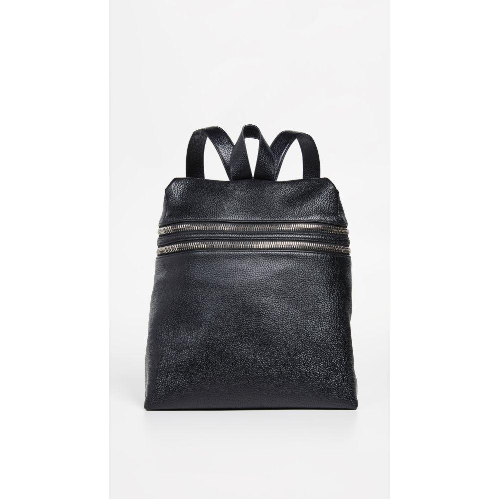 カラ KARA レディース バッグ バックパック・リュック【Double Zipper Backpack】Black
