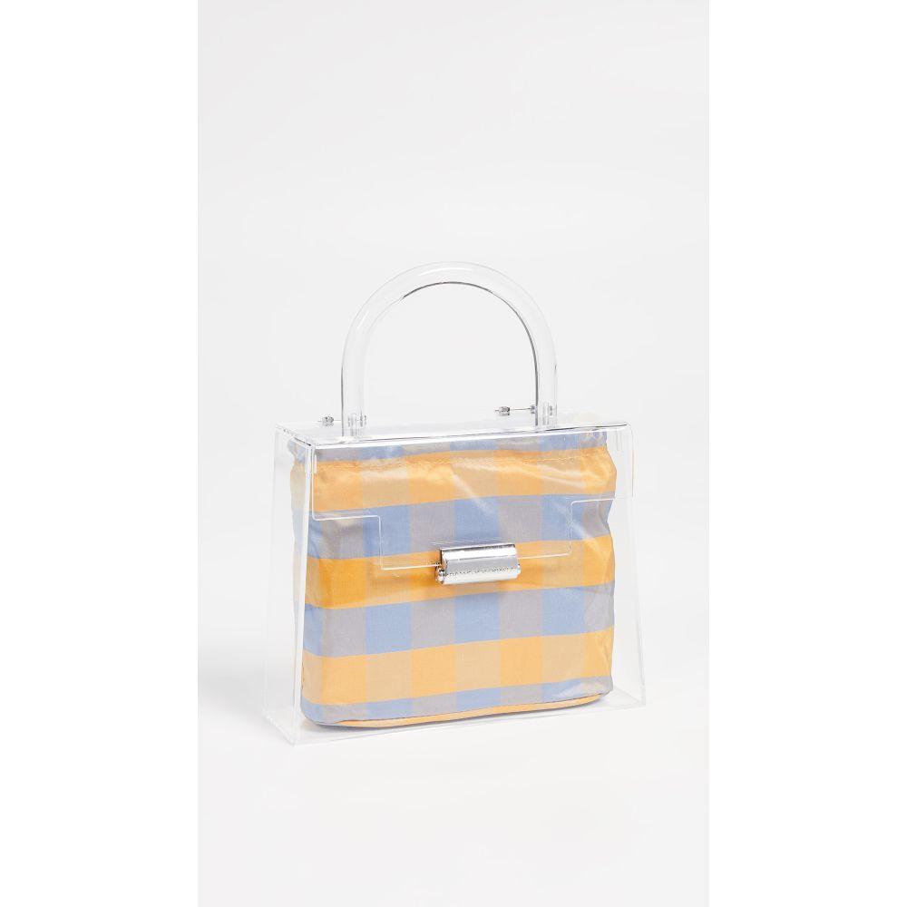 ロフラーランドール バッグ Loeffler Mini Randall Randall レディース バッグ ハンドバッグ【Clear Mini Bag】Clear/Dandelion/Rain, オフィスイオマン:db6f3114 --- reinhekla.no