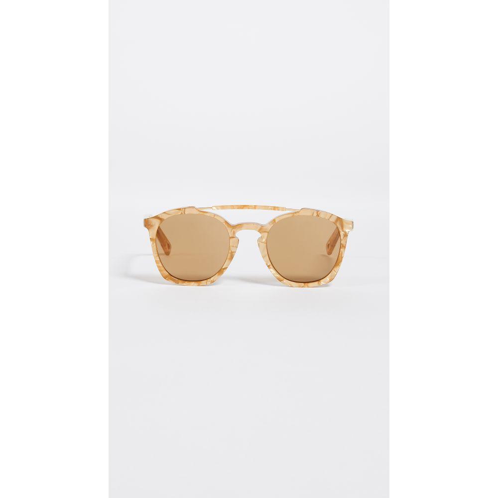 ルーシー フォーク Lucy Folk レディース メガネ・サングラス【Shady Ships Sunglasses】Golden Haze