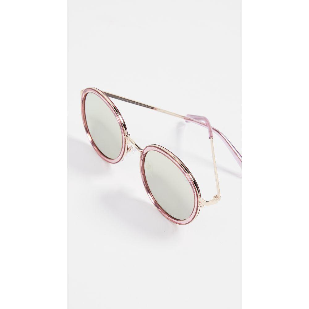 キー Quay レディース メガネ・サングラス【Firefly Sunglasses】Violet/Pink