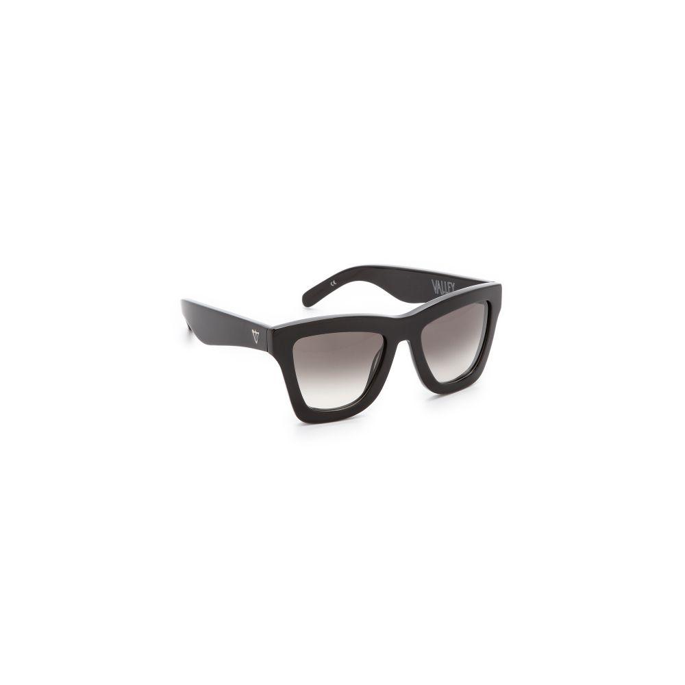 バレー アイウェア Valley Eyewear レディース メガネ・サングラス【DB Sunglasses】Gloss Black/Black