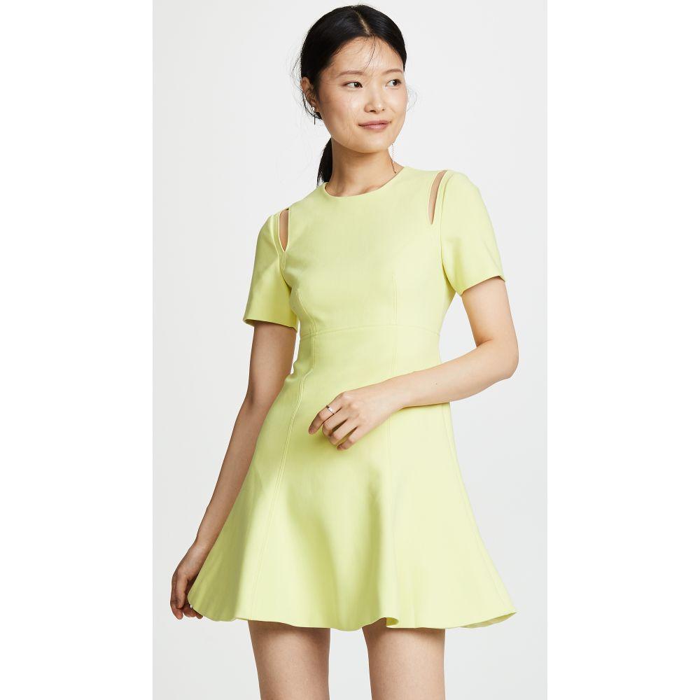 サンク ア セプト Cinq a Sept レディース ワンピース・ドレス ワンピース【Alyssa Dress】Lemon Grass