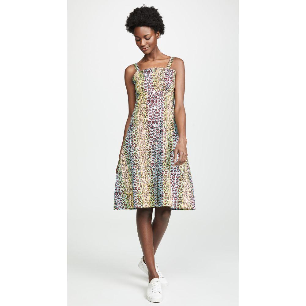 メゾン シャトー ルージュ Maison Chateau Rouge レディース ワンピース・ドレス ワンピース【Robe Dress】Croco Multi