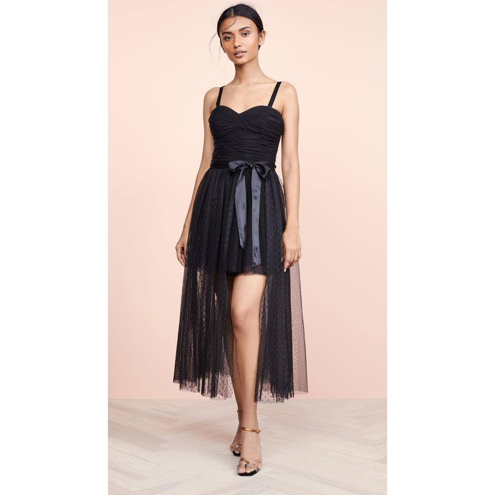 サンク ア セプト Cinq a Sept レディース ワンピース・ドレス ワンピース【Madelyn Dress】Black