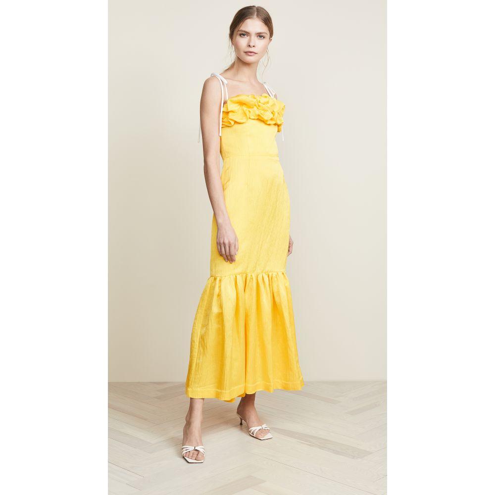ヘレシー Hellessy レディース ワンピース・ドレス ワンピース【Rosie Dress】Daffodil