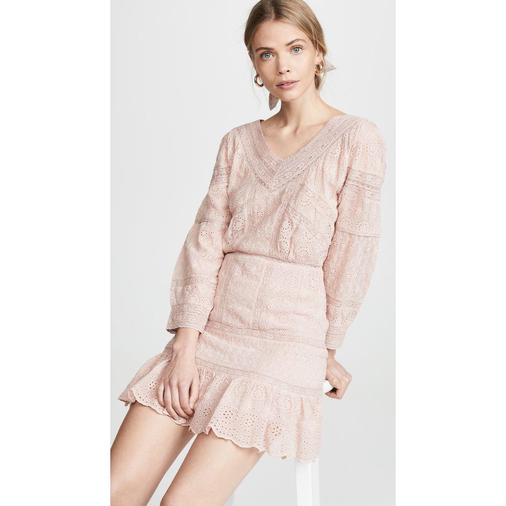 ラブシャックファンシー LOVESHACKFANCY レディース ワンピース・ドレス ワンピース【Cheri Dress】Melrose
