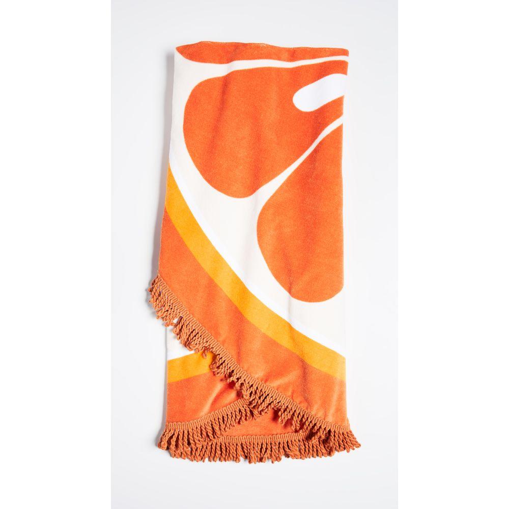 バン ドー ban.do レディース 水着・ビーチウェア ビーチタオル【Orange All Around Beach Towel】Orange