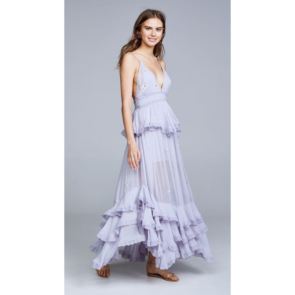 ロココ ROCOCO SAND レディース 水着・ビーチウェア ビーチウェア【Long Dress】Lilac