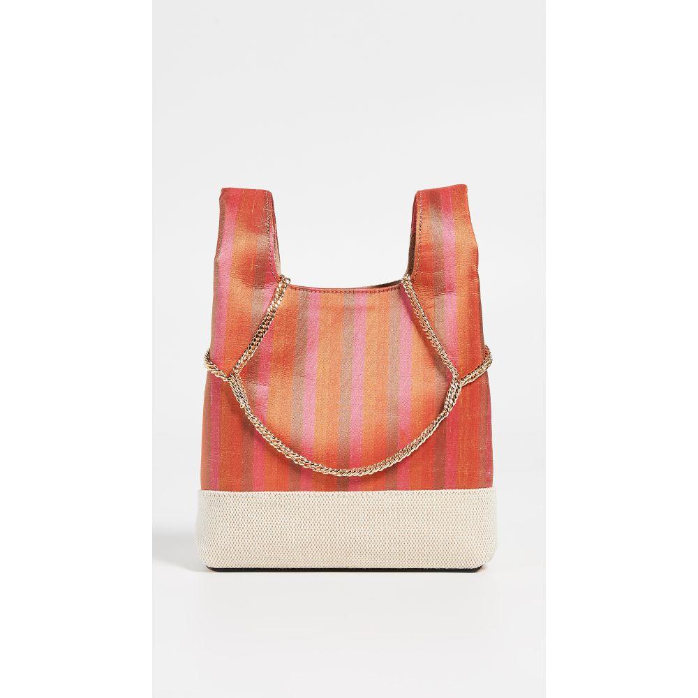 ヘイワード Hayward レディース バッグ【Mini Chain Bag】Orange Stripe