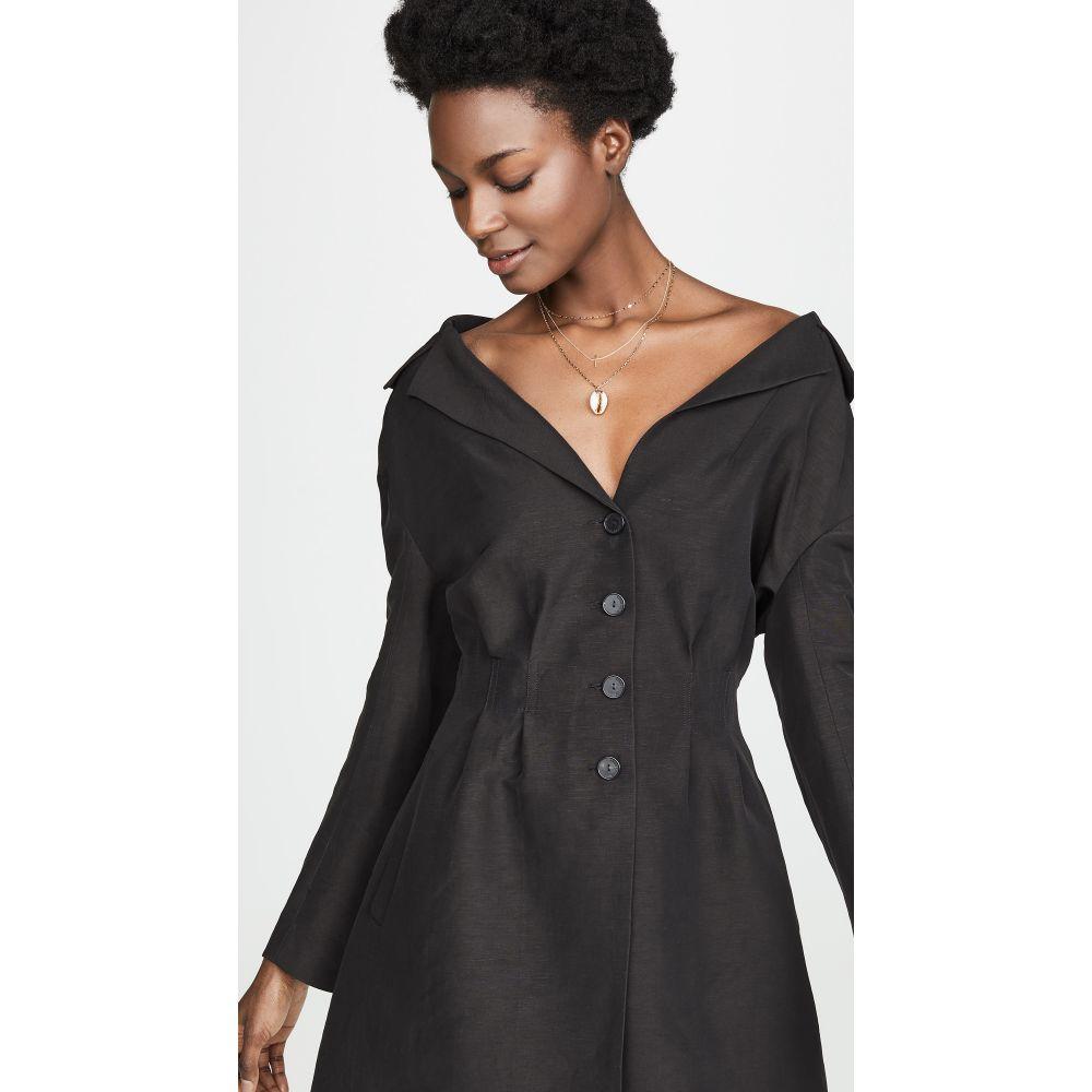 レイチェル コーミー Rachel Comey レディース ワンピース・ドレス ワンピース【Reserve Jacket Dress】Black