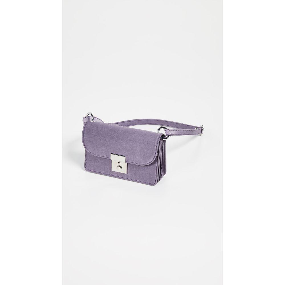 ビーノ Behno レディース バッグ ボディバッグ・ウエストポーチ【Amanda Belt Bag】Purple