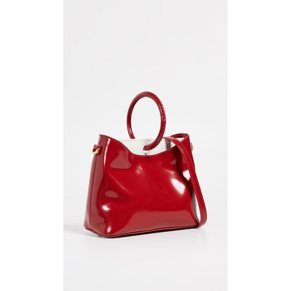 エルメ Elleme レディース バッグ【Simone Bag】Mirror Red/White