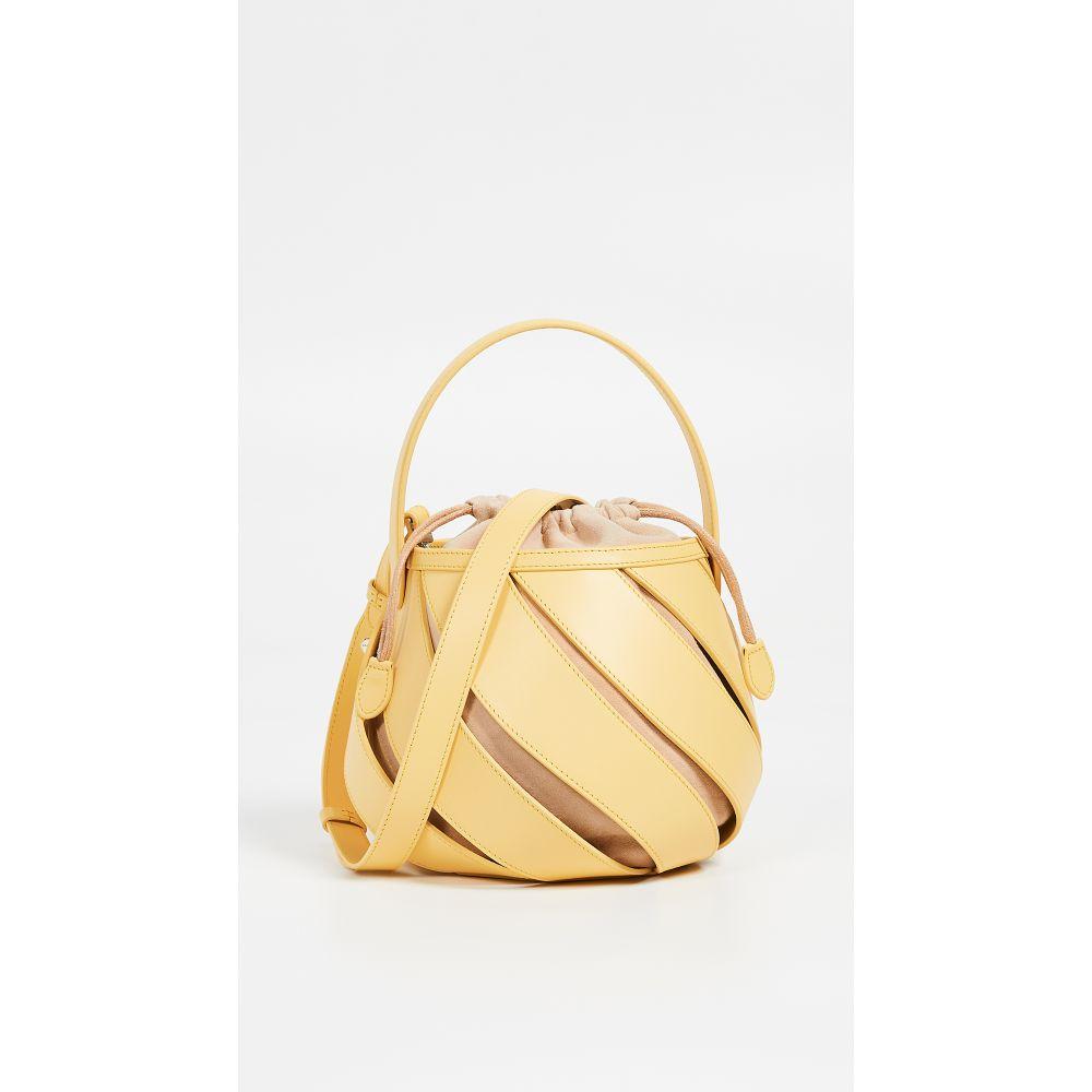 ミーロイ Mlouye レディース バッグ【Helix Bag】Primrose Yellow