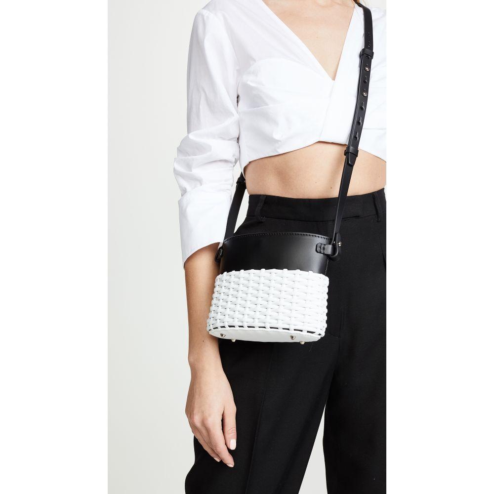 ニコ ジャンニ Nico Giani レディース バッグ【Frerea Mini Bag】Black/White