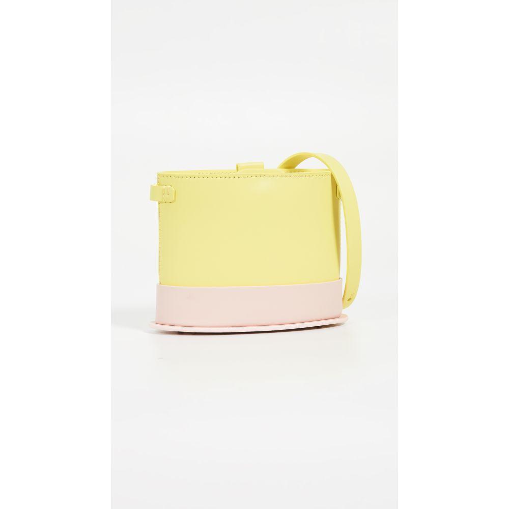 ニコ ジャンニ Nico Giani レディース バッグ【Frerea Mini Bag】Lemon/Pale Pink