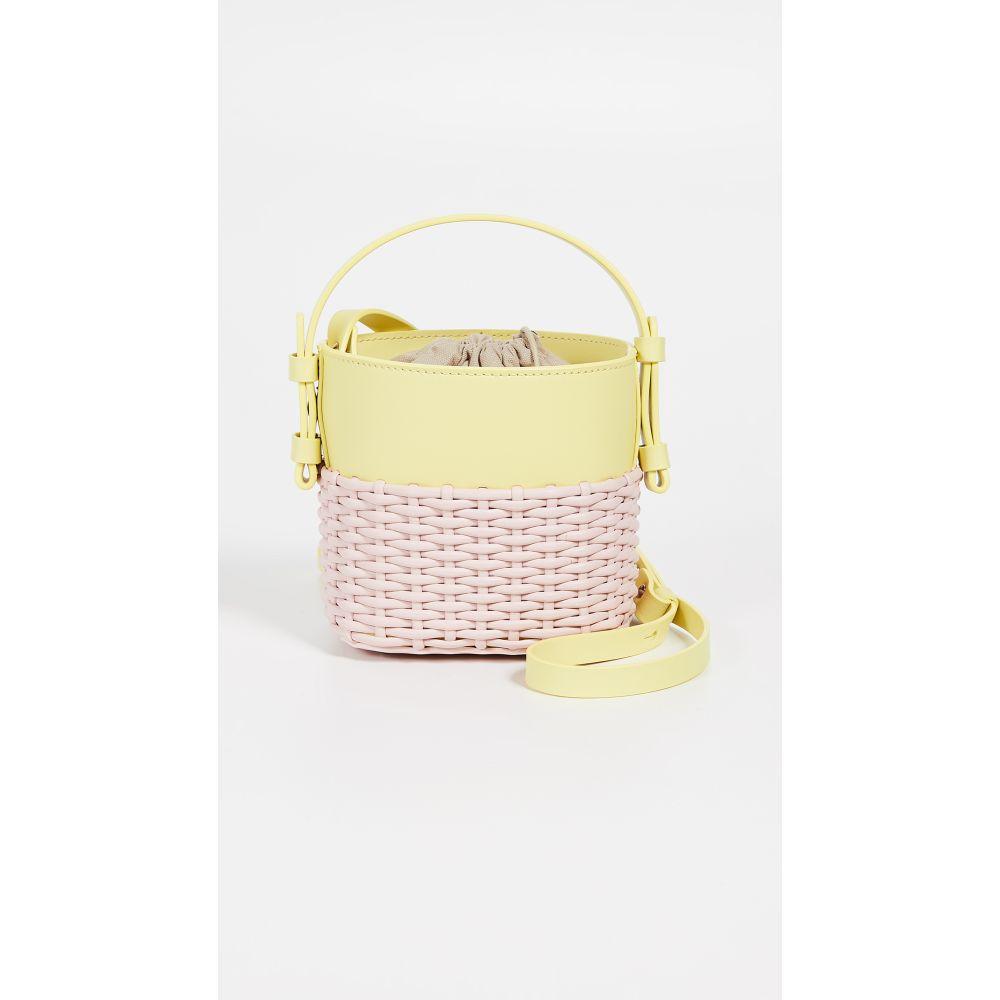 ニコ ジャンニ Nico Giani レディース バッグ【Mini Adenia Bucket Bag】Lemon/Pale Pink