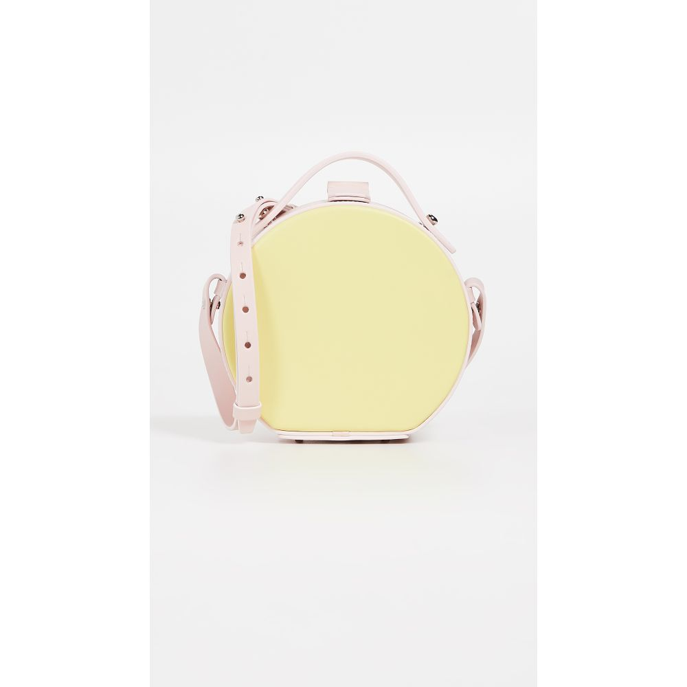 ニコ ジャンニ Nico Giani レディース バッグ【Tunilla Circle Mini Bag】Pale Pink/Lemon