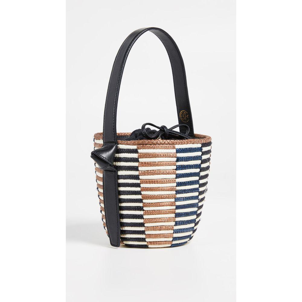 セスタ コレクティブ Cesta Collective レディース バッグ【Checkered Lunchpail Bag】Multi