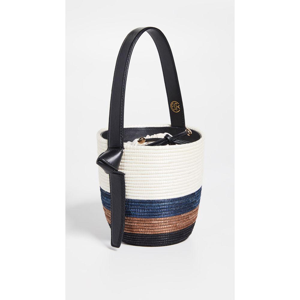 セスタ コレクティブ Cesta Collective レディース バッグ【Tri Stripe Lunch Pail Bag】Multi