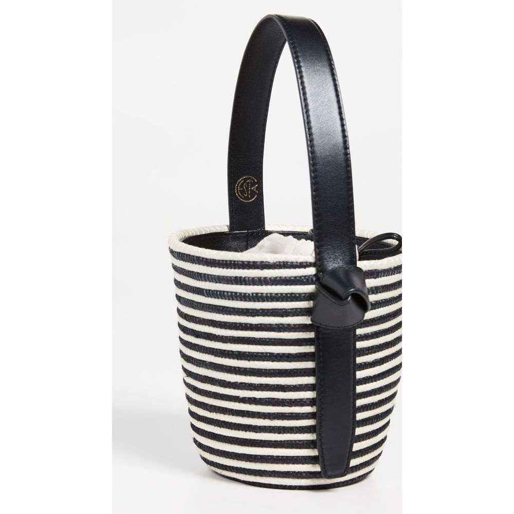 セスタ コレクティブ Cesta Collective レディース バッグ【Zebra Lunchpail】Black/White