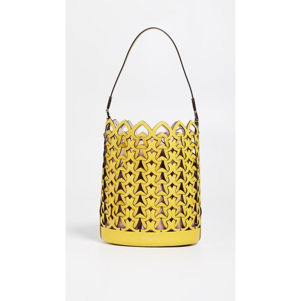ケイト スペード Kate Spade New York レディース バッグ【Dorie Medium Bucket Bag】Chartreuse