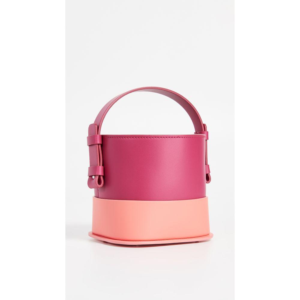ニコ ジャンニ Nico Giani レディース バッグ【Mini Adenia Bucket Bag】Fuchsia/Salmon