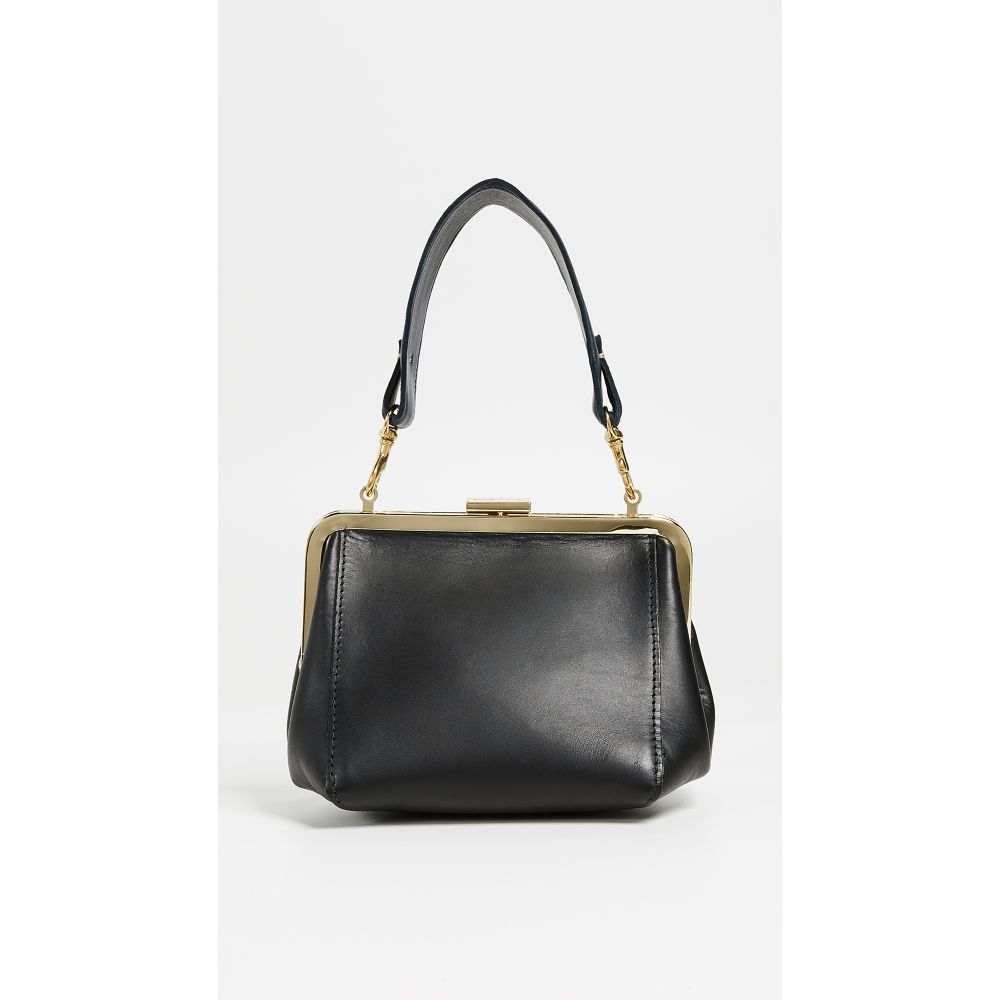 クレア ヴィヴィエ ヴィヴィエ Clare V. レディース バッグ クラッチバッグ レディース バッグ【Le Box Bag】Black, コウホクマチ:535fb361 --- sunward.msk.ru