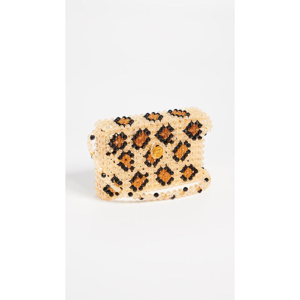 スーザンアレクサンドラ Susan Alexandra レディース バッグ ショルダーバッグ【Rawr Crossbody Bag】Leopard