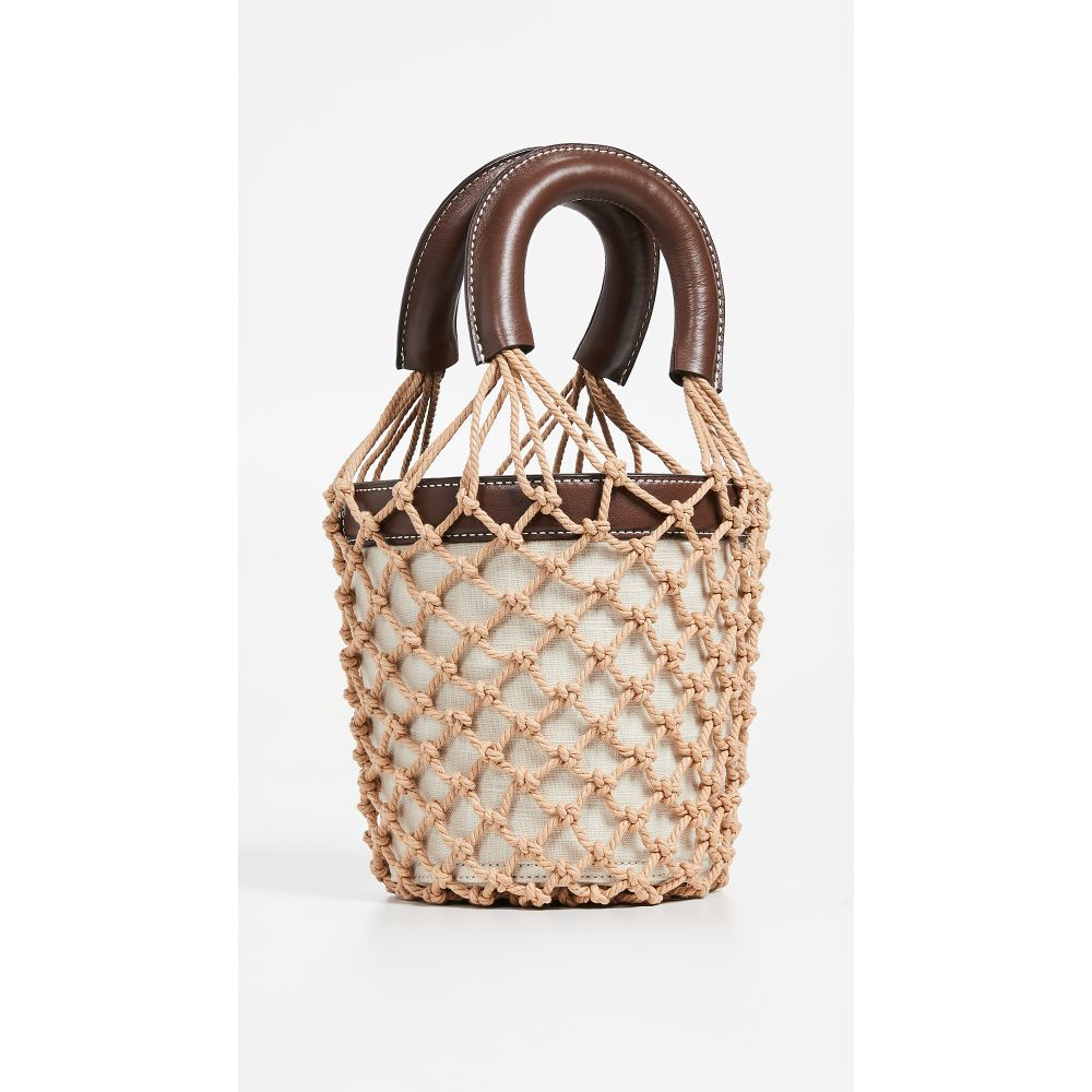 スタッド レディース STAUD STAUD レディース バッグ ハンドバッグ バッグ【Moreau Bag】Oatmeal/Chocolate/Natural, TULB-R shop:1e8b0a1d --- sunward.msk.ru