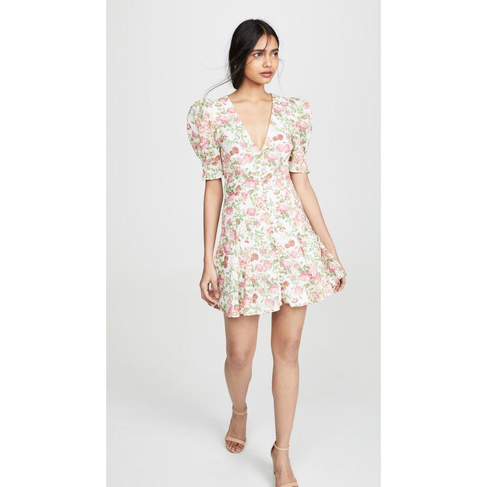 ベック アンド ブリッジ Bec & Bridge レディース ワンピース・ドレス ワンピース【Le Follies Mini Dress】Camellia Print