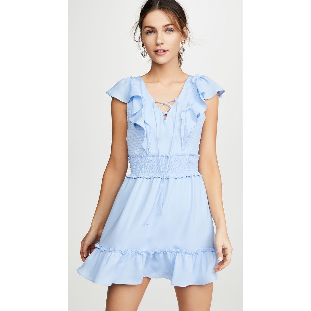 パーカー Parker レディース ワンピース・ドレス ワンピース【Celeste Dress】Raindrop