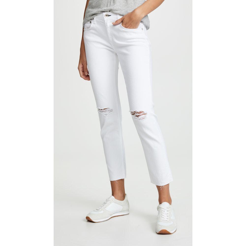ラグ&ボーン Rag & Bone/JEAN レディース ボトムス・パンツ ジーンズ・デニム【Ankle Dre Jeans】White