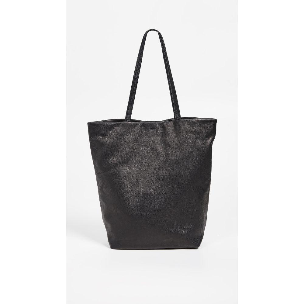 バッグー BAGGU レディース バッグ トートバッグ【Large Leather Tote】Black