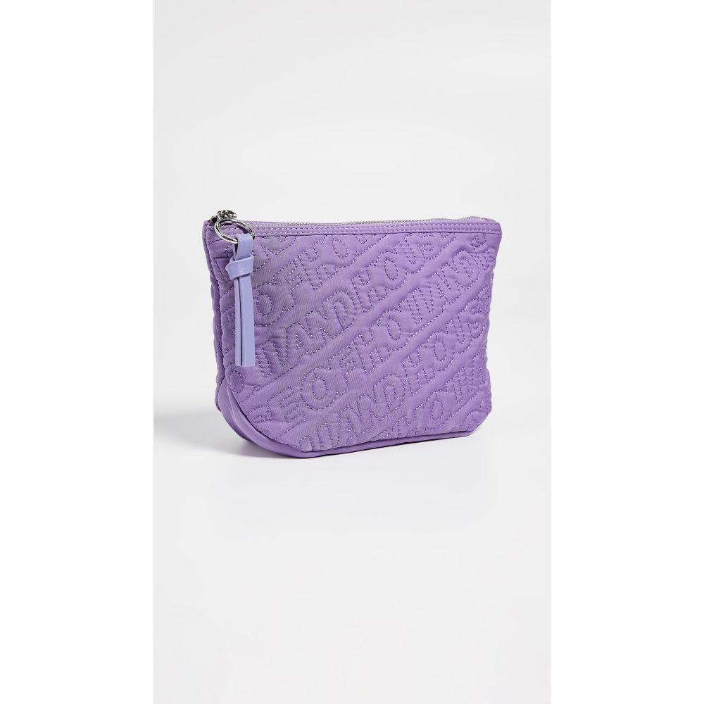 ハウス オブ ホーランド House of Holland レディース バッグ【HOH Embroidered Grab Bag】Purple
